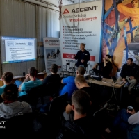 Ascent IRATA A&I Workshop