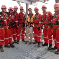 Szkolenie Grupy Ratowniczej Donggi Sonoro Indonezja