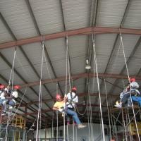 Kurs dostępu linowego IRATA Trinidad 2013