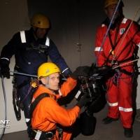 Kurs ratownictwa Power Climber PQ500 Brents Field Shell