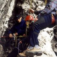 Szkolenie ratownictwa na kursie skałkowym