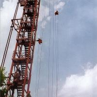 Kurs dostępu linowego Polska 2004