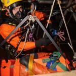 Kurs ratownictwa Impact Project Shell Brents Field North Sea
